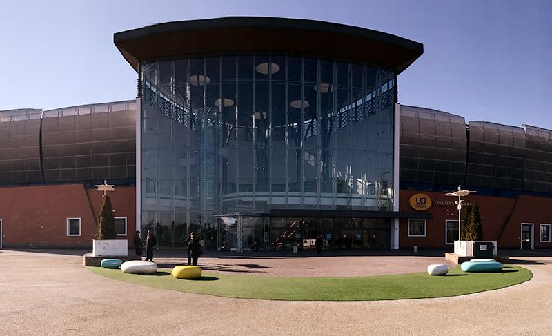 Centro Commerciale I Petali di Reggio Emilia
