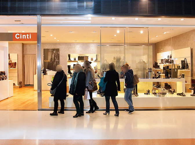 brand new 58a70 cf0d1 Cinti - I Petali - Shopping Gallery